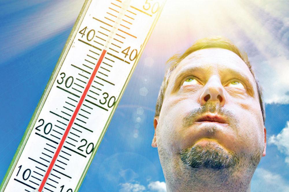 PROMENE VREMENA PODSTIČU NA UBISTVA: Oscilacije u temperaturi imaju ja uticaj na psihu!