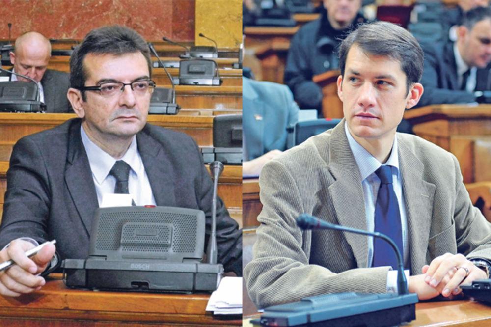 Pastor: Migranti su nepodnošljivi, Veselinović: Tvoja izjava je nacistička