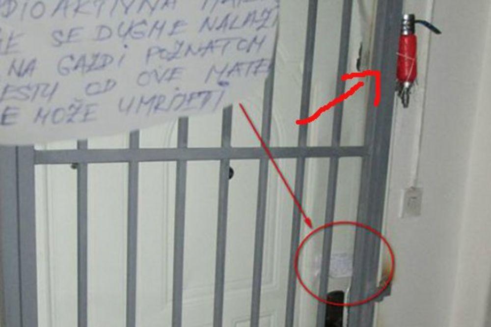 POSTAVILA PAKLENU MAŠINU: Ovako je Sarajka posle provala u njen stan odgovorila lopovima