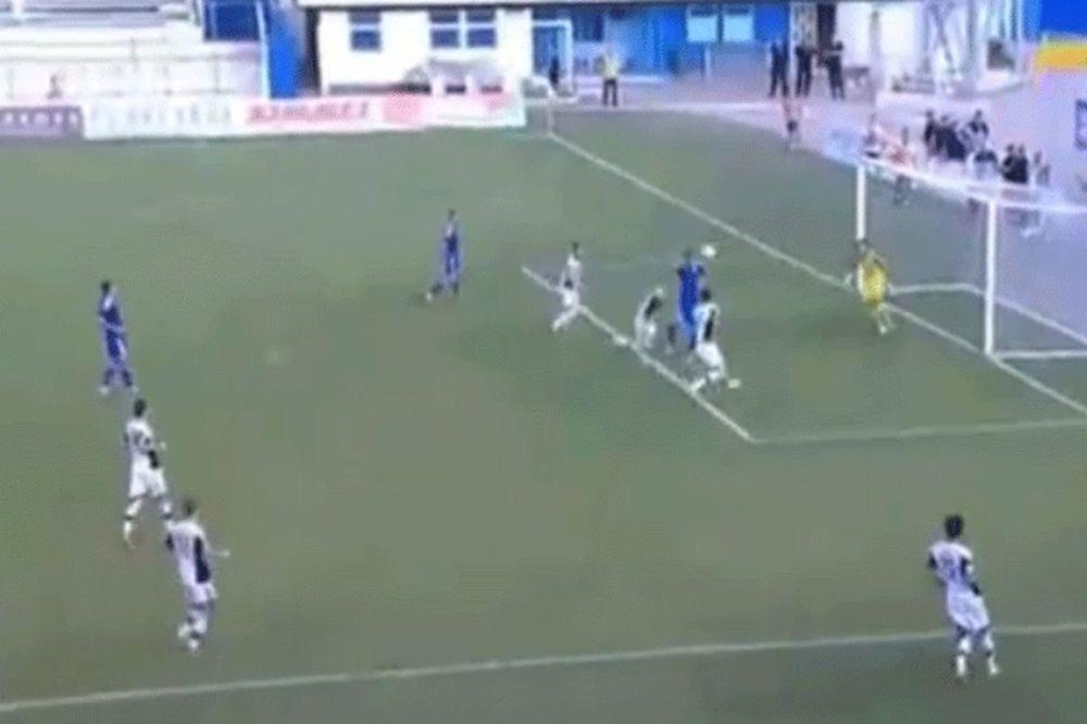 (UŽIVO, VIDEO) LUDILO U PAZARU: Novi Pazar - Partizan poluvreme 2:2