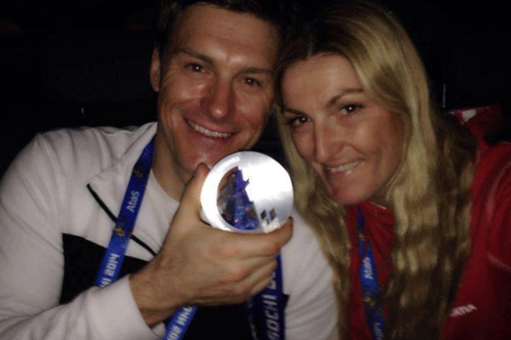 (FOTO) IZNENAĐENJE ZA HRVATSKE SKIJAŠE: Pogledajte šta su Ivica i Janica Kostelić pronašli u moru
