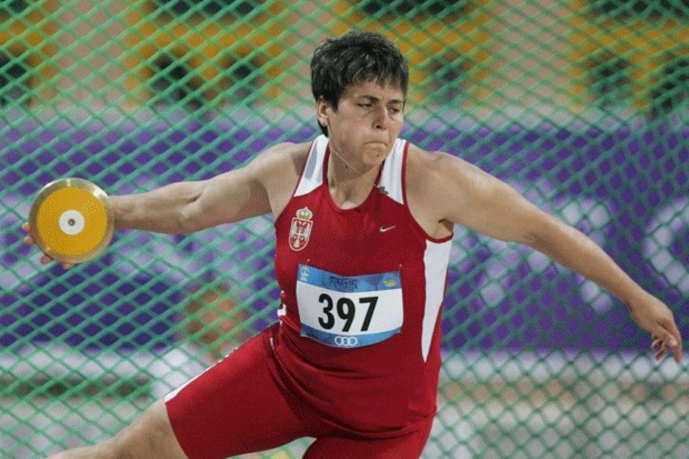PREBACILA OLIMPIJSKU NORMU: I Dragana Tomašević ide na Igre u Rio