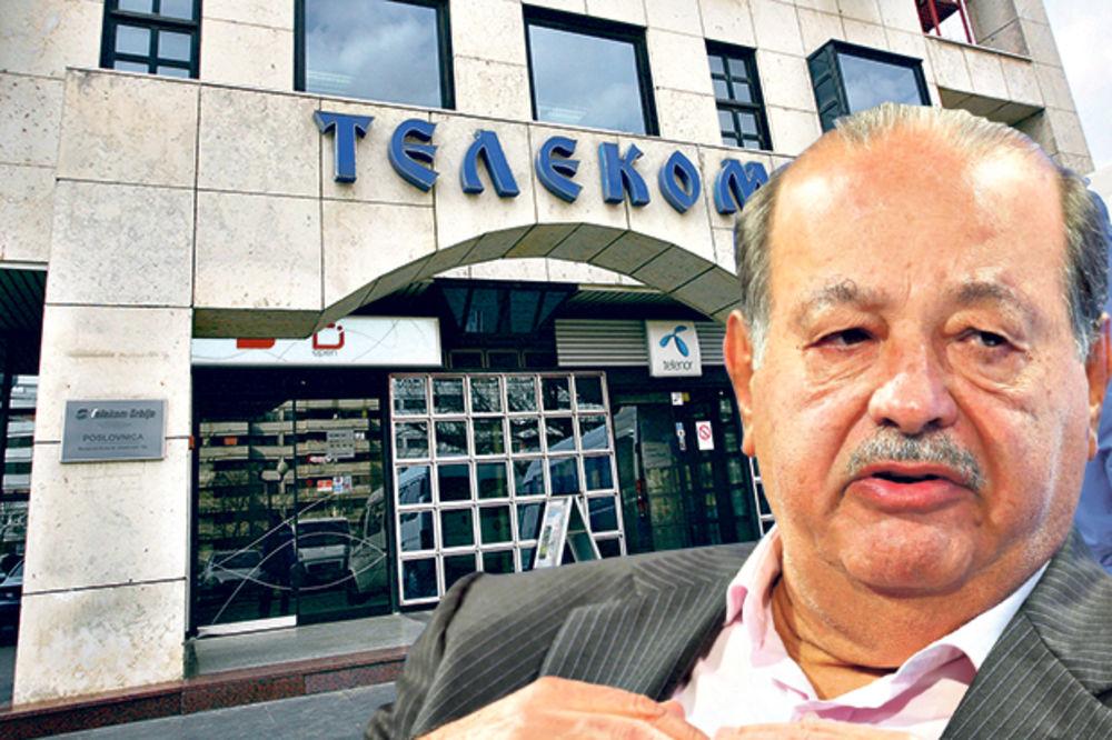 KO ĆE DATI DVE MILIJARDE: Telekom Austrija nema para za srpski Telekom