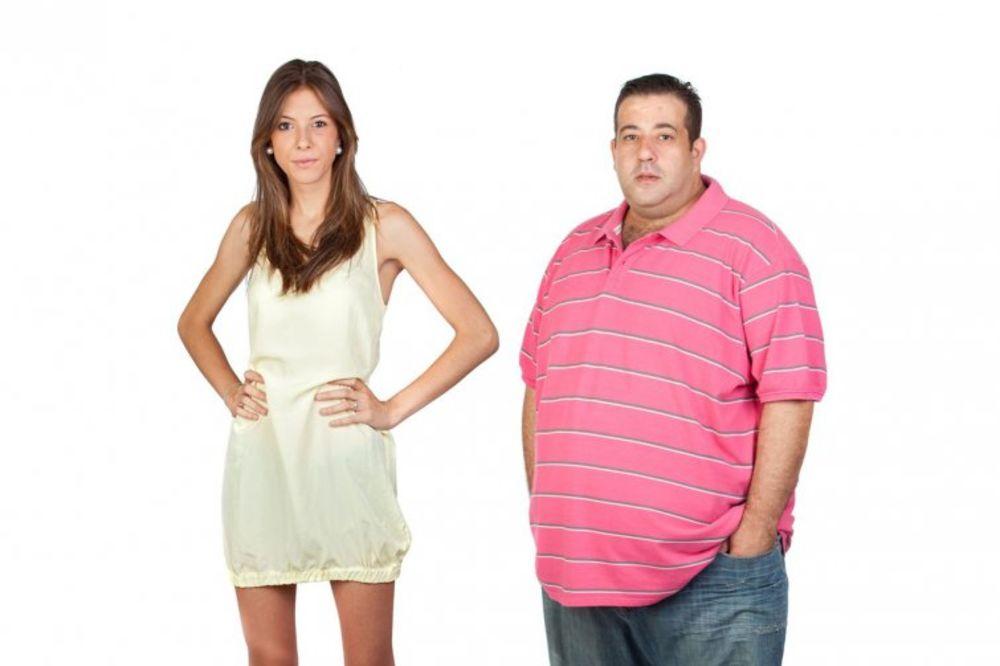 IZ ISKUSTVA: Zabavljala sam se sa debelim muškarcem i od njega naučila važne stvari