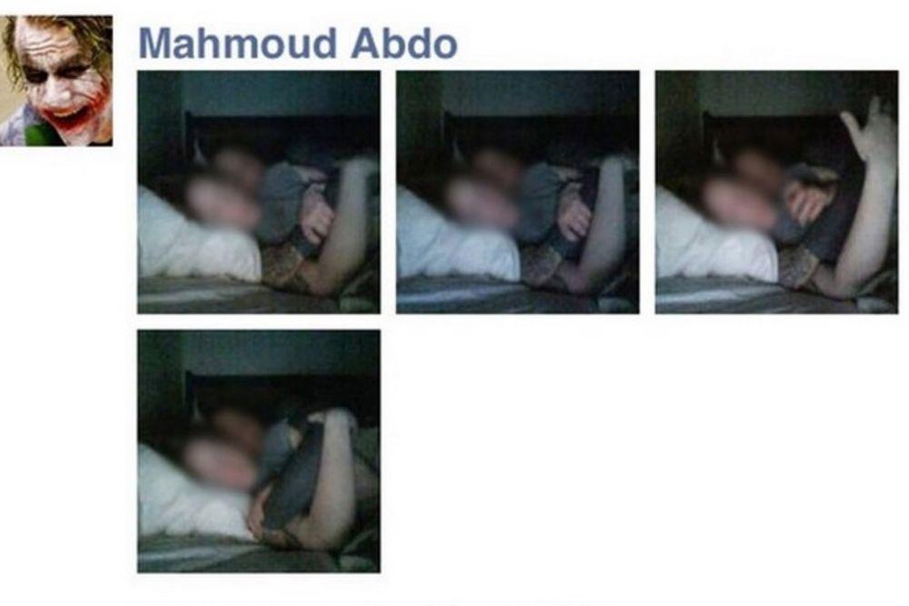 UKLJUČILA FB I DOŽIVELA HOROR: Haker celu noć snimao nju i njenog dečka!