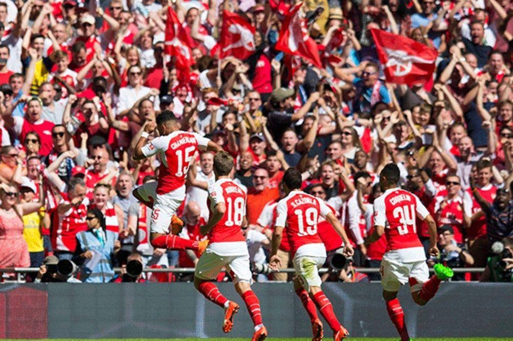 (VIDEO) BANE I MATIĆ BEZ TROFEJA: Venger nadmudrio Murinja, Arsenal osvojio Komjuniti šild