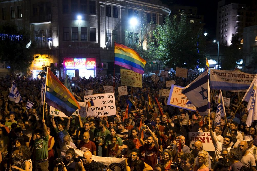 DONIRAĆE ORGANE: Preminula devojčica (16) izbodena na gej paradi u Jerusalimu