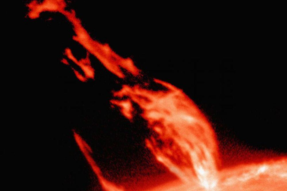 (VIDEO) CRNO NAM SE PIŠE: Imamo samo 12 sati u slučaju snažne erupcije na Suncu