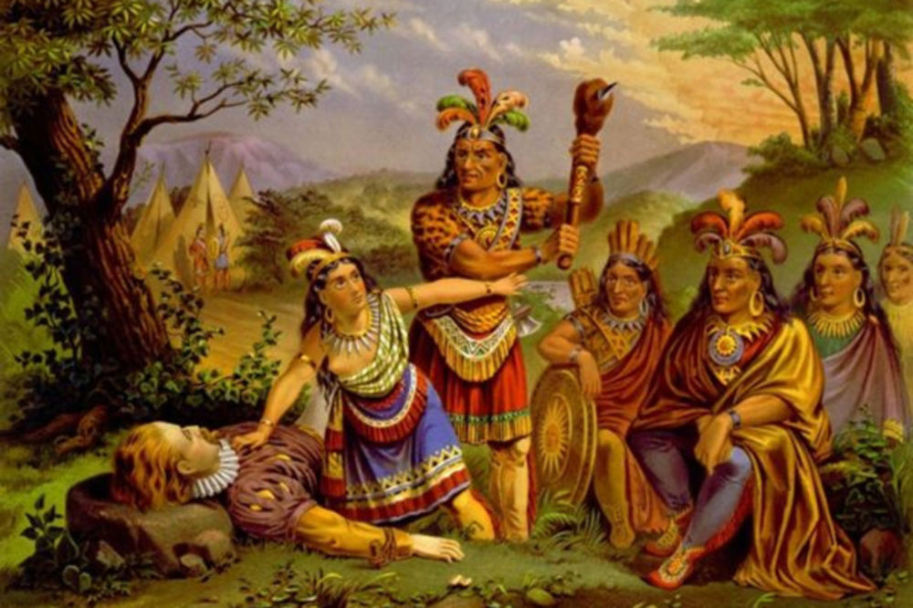 Da li znate ko je zaista bila Pokahontas?