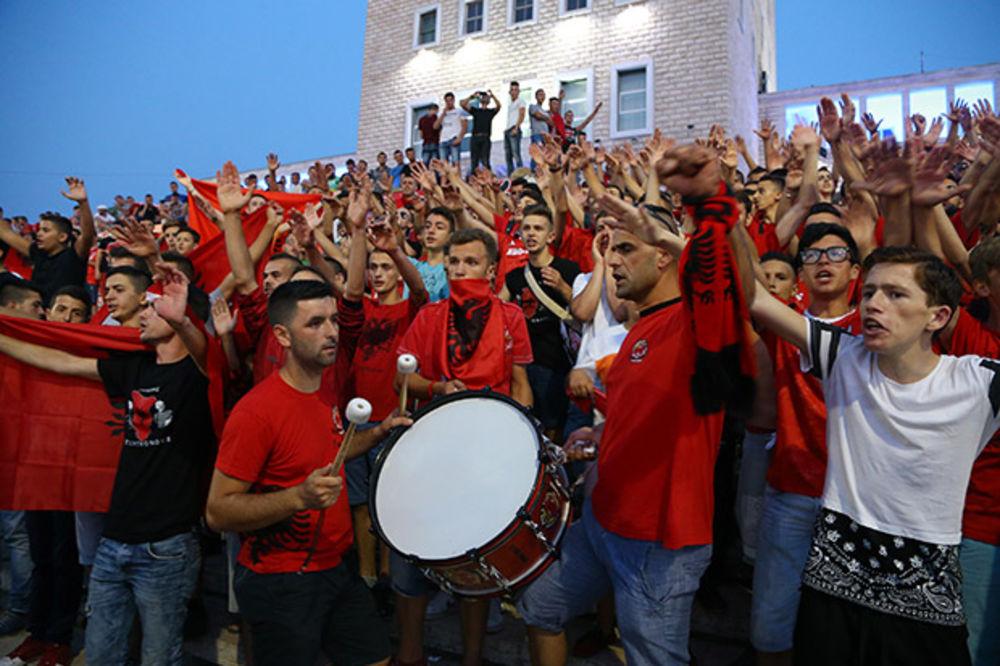 RIGOROZNE MERE: Albancima sa Kosova i iz Makedonije zabranjen ulaz na meč protiv Srbije