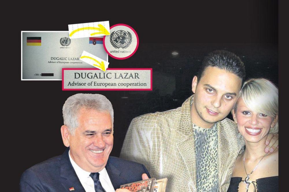 DANAS U KURIRU TOMIN KRIMOS SAVETNIK U UN: Evo čime se bavi bivši muž Dare Bubamare!