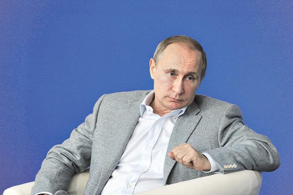 OŠTRA MERA MOSKVE: Putin spaljuje sve proizvode sa Zapada!