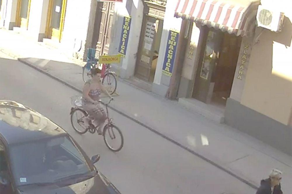 PRONAĐENA FURIJA NA CRVENOM BICIKLU: Identifikovana žena koja je pregazila dete i pobegla!