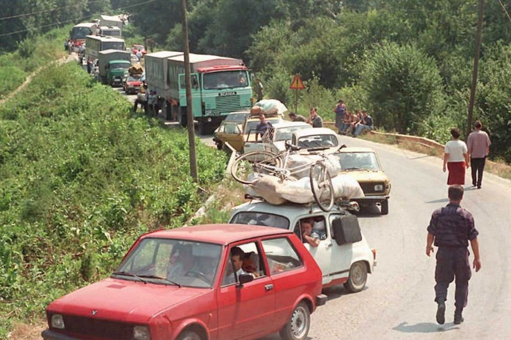 KOMESERIJAT UPOZORAVA: 20 godina od Oluje problemi izbeglih Srba bez rešenja