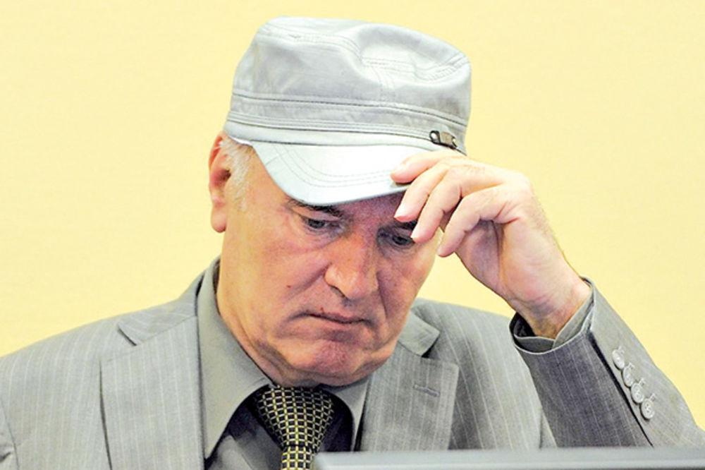 DODALI NOVI ČLAN: Haški tribunal izmenio statut zbog Ratka Mladića