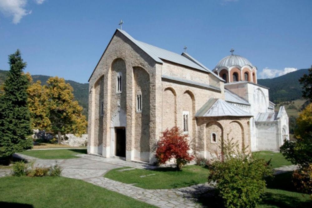 Manastir Studenica: Srpski dragulj u kojem je zaplakala ikona svetog Save! (FOTO)