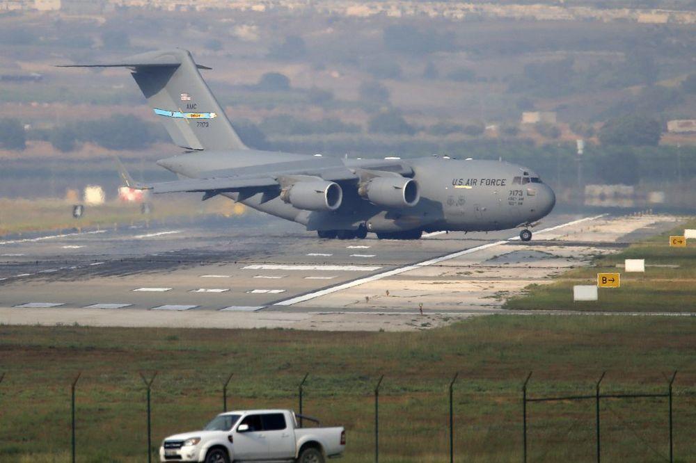 SAVEZ PROTIV ISLAMSKE DRŽAVE: U turske vojne baze stižu američki avioni i dronovi