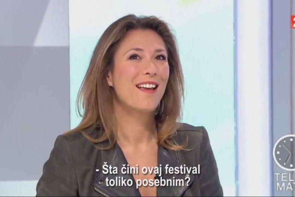 (VIDEO) DOBAR GLAS DALEKO SE ČUJE Francuska voditeljka: Exit posebnim čine šarmantni Srbi!
