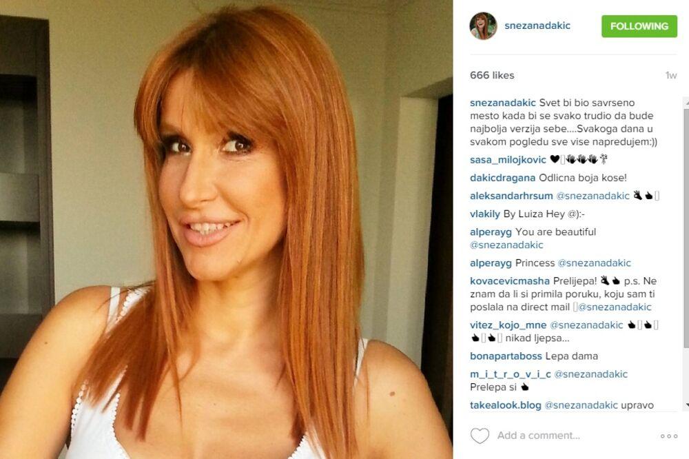 (FOTO) SKINULA SE U BIKINI: Evo kako Snežana Dakić (45) stvarno izgleda!
