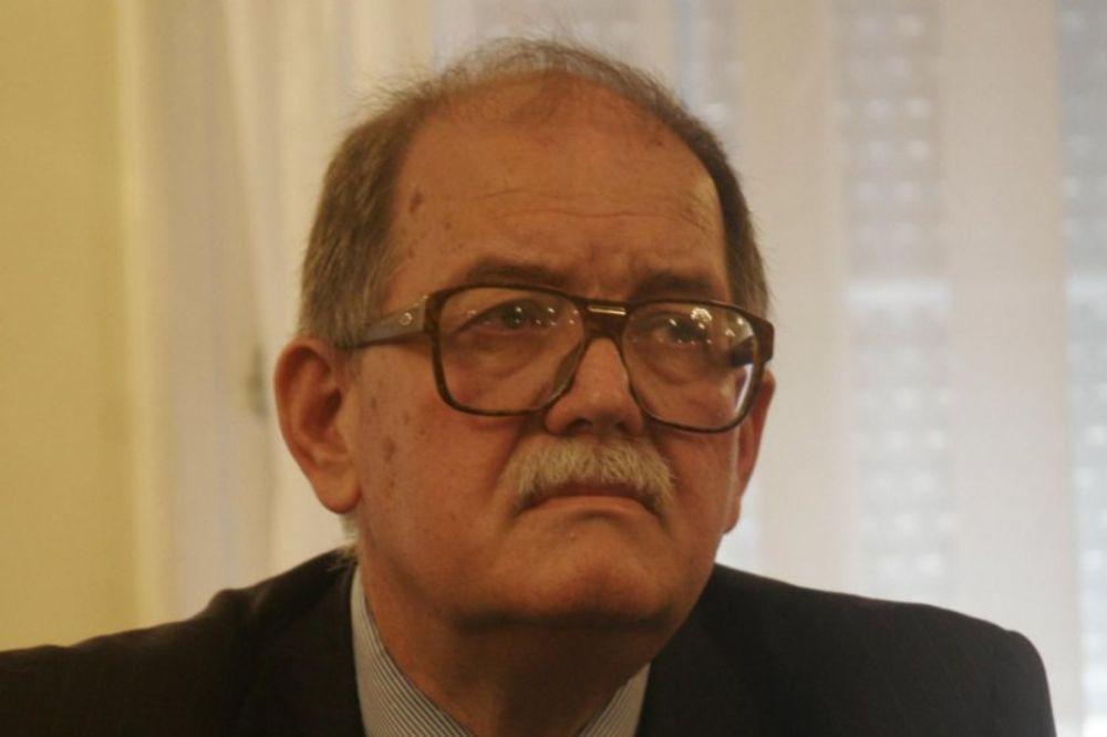 DARKO TANASKOVIĆ: Ne verujem da će papa doći u Prištinu
