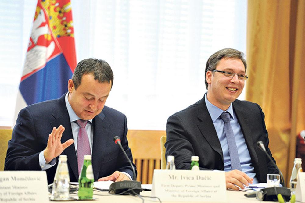 DAČIĆ ZA KURIR: Još smo Vučić i ja mladi za muzej!