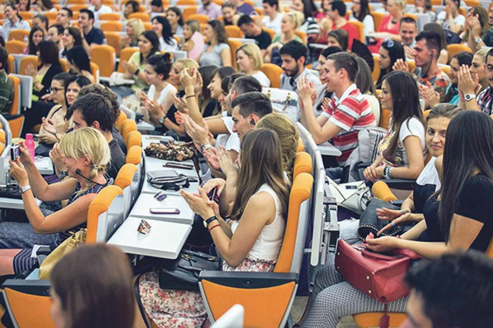 POČINJE DRUGI UPISNI ROK: Na Univerzitetu u Beogradu mesta za još 1.325 brucoša