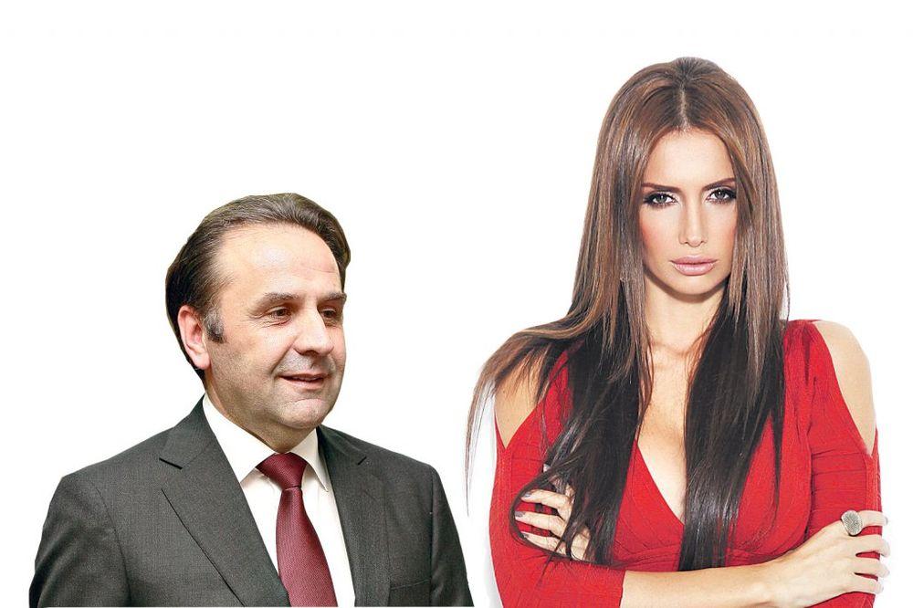 PEVAČICA ODE U POLITIKU: Emina Jahović finansira Rasima Ljajića!