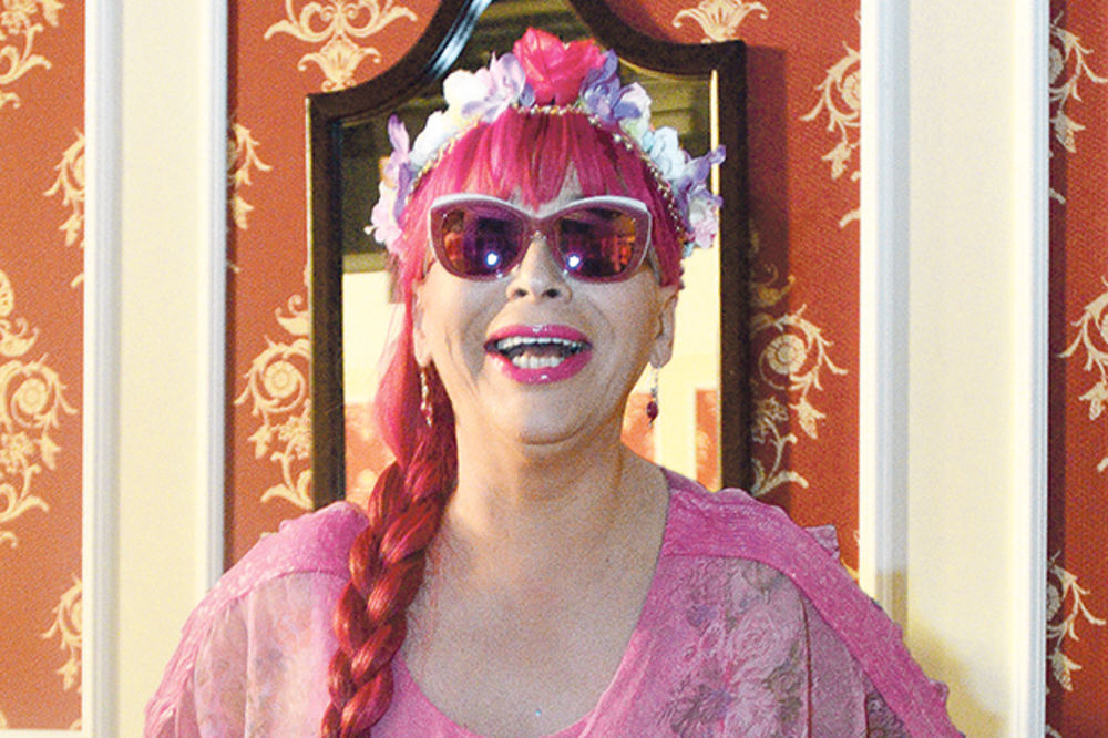 Zorica Brunclik, Foto Nebojša Mandić