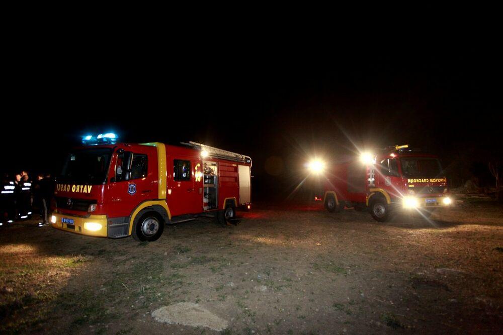 POŽAR U RAFINERIJI PANČEVO: Vatra izbila na postorjenju vakuum destilacije, teže posledice sprečene intervencijom vatrogasaca