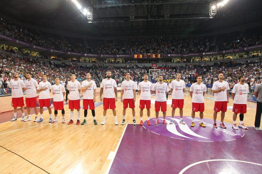 POMAMA ZA ORLOVIMA: Karte na crno za utakmicu košarkaša Srbije u Banjaluci i do 60 evra