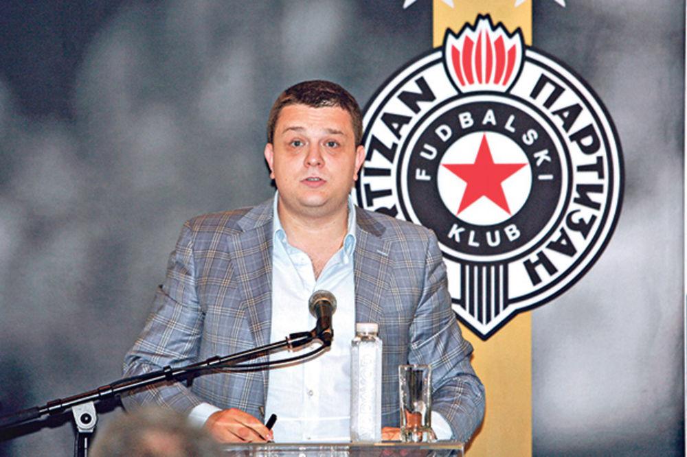 MILOŠ VAZURA ZA KURIR: Miloš Krasić ne dolazi u Partizan