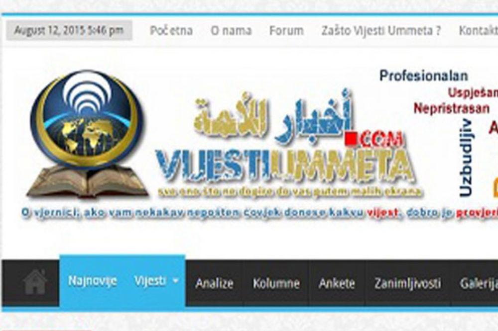 PODRŽALI POGUBLJENJE TOMISLAVA SALOPEKA: Oboren islamistički portal Vijesti ummeta