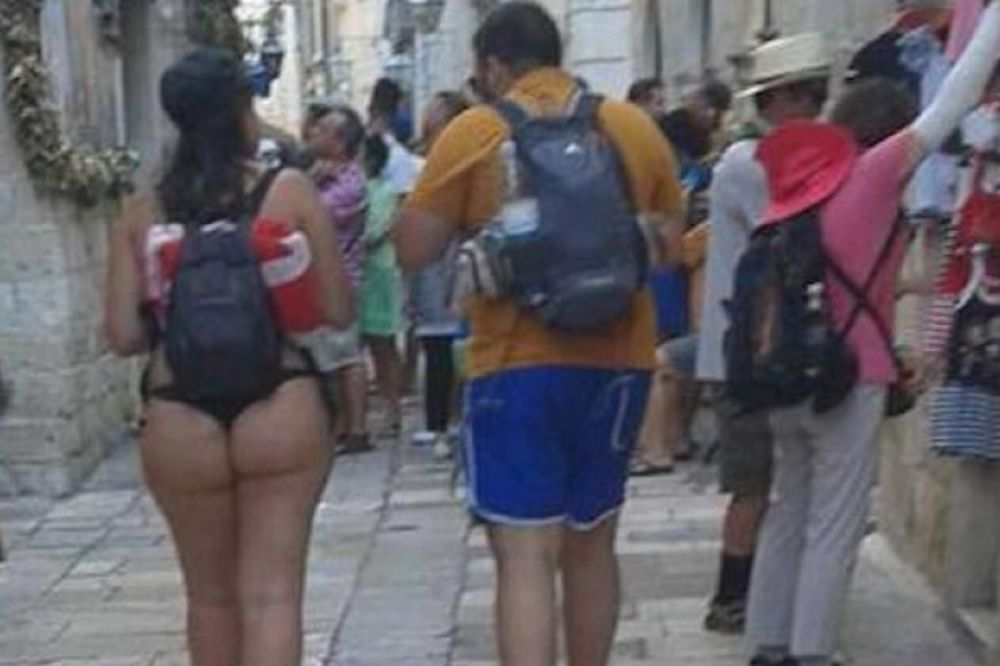 DUBROVNIKOM NE ŠETAJTE GOLI TO ĆE DA BOLI: Spremili drakonske kazne za turiste!