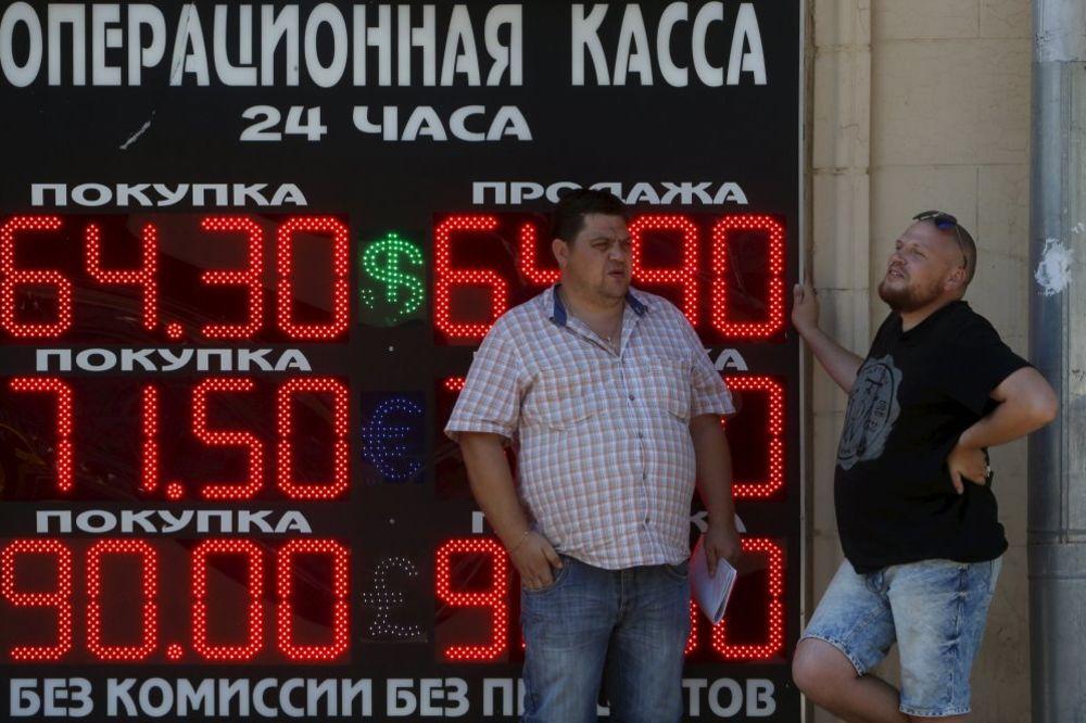 BEZ LUKSUZIRANJA: Rusu za skroman život potrebno najmanje 330 evra mesečno