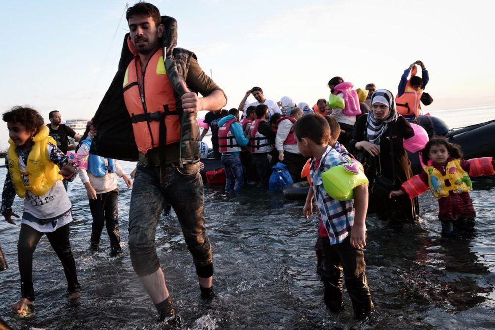 STRATEZI NOVOG SVETSKOG PORETKA: Velika seoba migranata deo velikog plana za uništenje Evrope