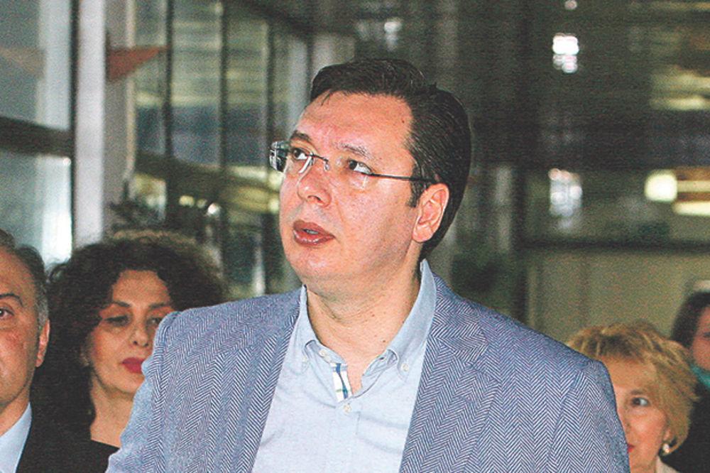 Vučić: Razgovaramo kako da otkočimo formiranje ZSO