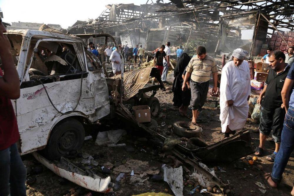 BOMBA EKSPLODIRALA DOK SU POKUŠAVALI DA JE DEAKTIVIRAJU: 6 policajaca poginulo u Bagdadu
