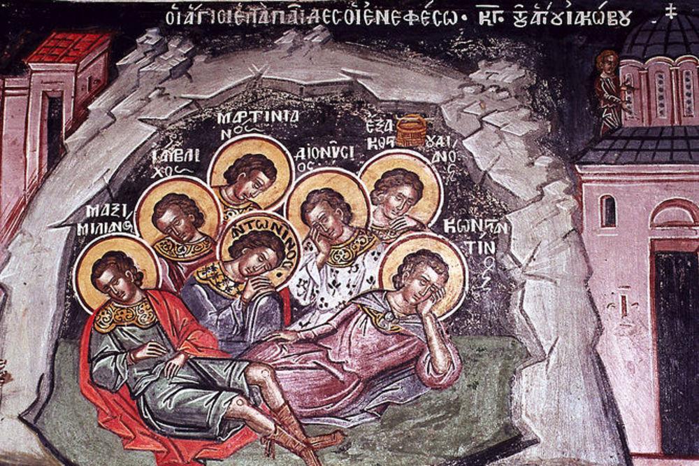 DANAS JE SVETIH SEDAM MUČENIKA: Evo kako su oni branili hrišćanstvo