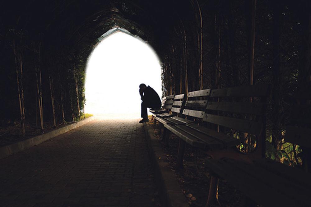 ANKSIOZNOST:  Kad strah parališe um