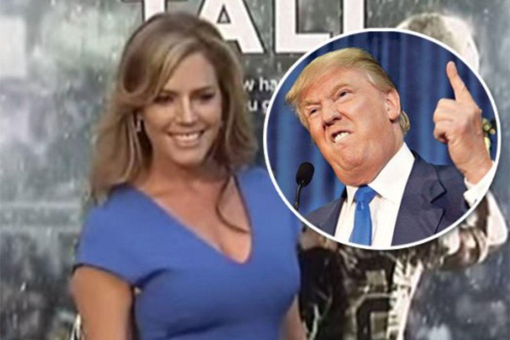 SEKSI ZVEZDA NAHVALILA MILIJARDERA: Donald Tramp je fantastičan u krevetu, biće i sjajan predsednik!