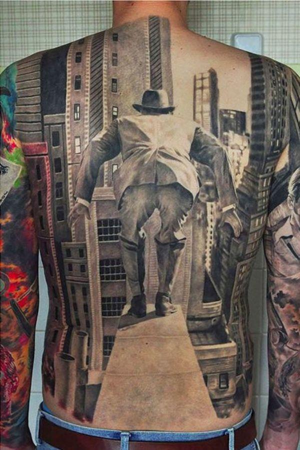 Foto Najbolje Tetovaže Na Svetu Nisu Fotošopirane I Prave
