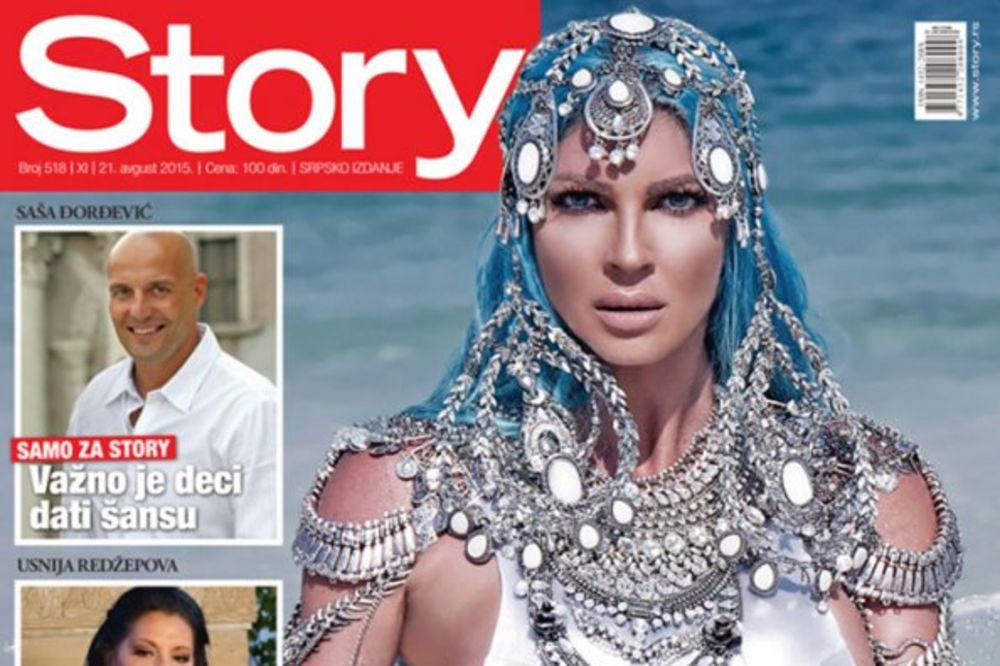 NOVI STORY: Ekskluzivne fotografije Jelene Karleuše iz Dubaija!