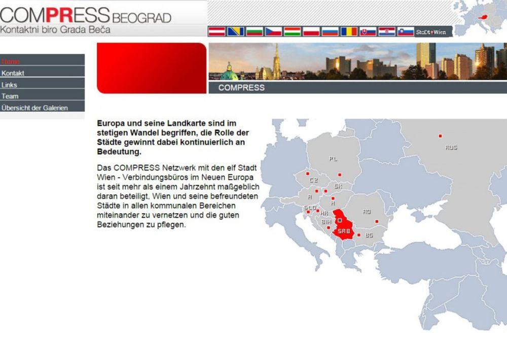 BEČ: SPÖ se bori za opstanak predstavništava Compress u inostranstvu