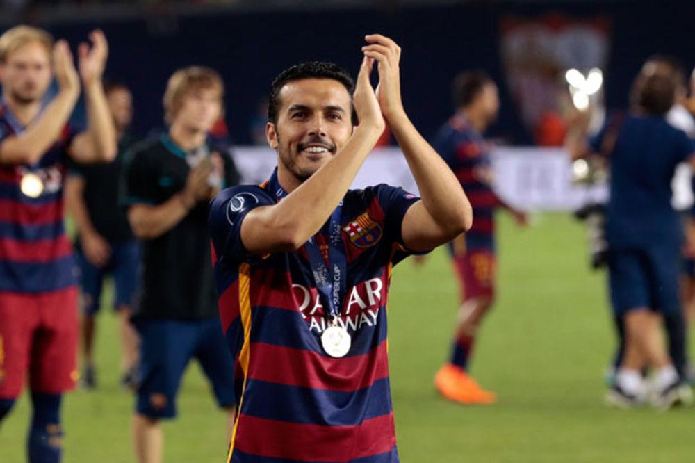 ISTORIJSKI TRANSFER BARSELONE: Pedro skuplje prodat od Ronalda, Ronaldinja, Ibrahimovića...