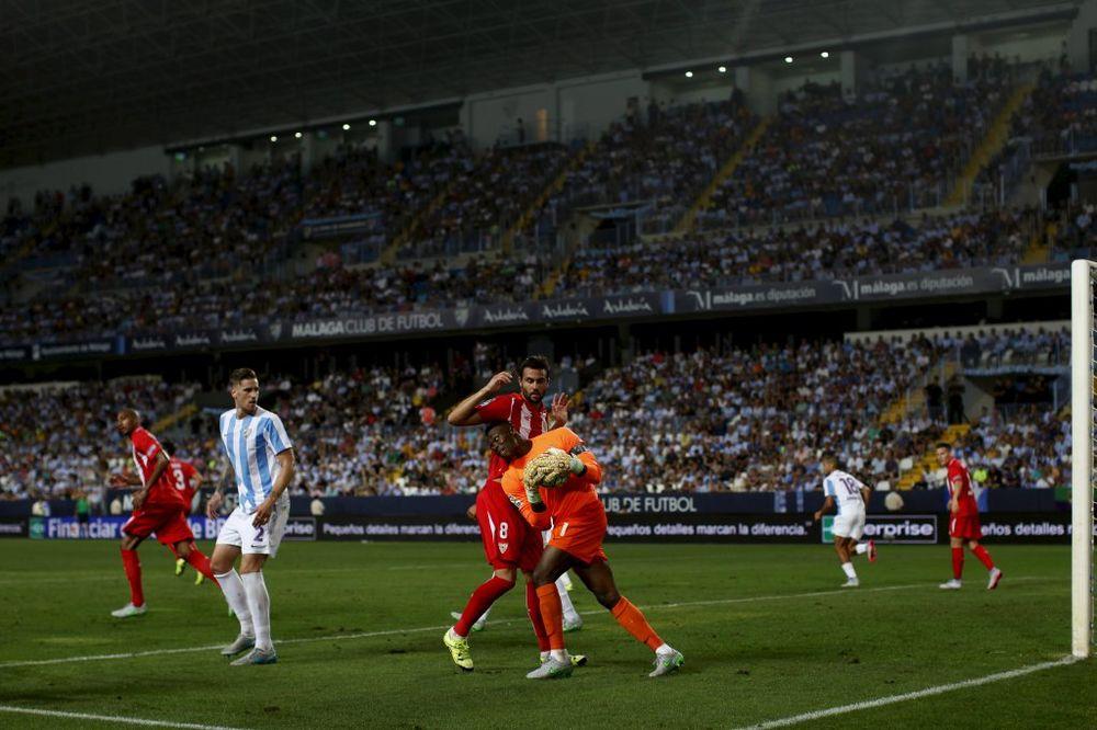 POČELA PRIMERA: Malaga i Sevilja podelili bodove bez golova