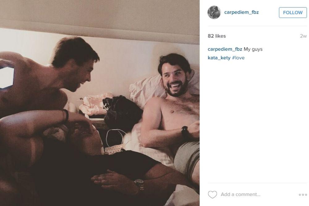 BRENO, ZNAŠ LI ŠTA TI RADE DECA: Dok pevačica odmara, Filip, Stefan i Viktor prave haos