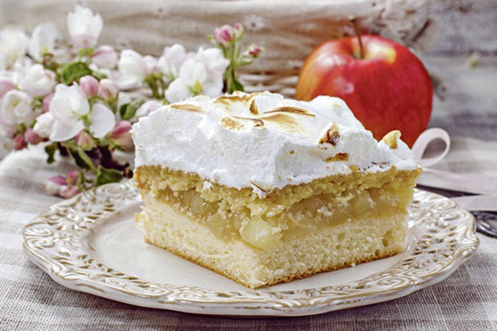 Neodoljivi kolač s jabukama