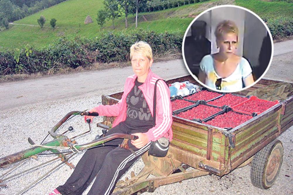 PLAVUŠA PLJAČKALA S DEČKOM: Krala po salonima u Beogradu, a kod kuće prevozila maline!