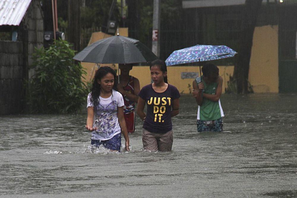 STIHIJA OPUSTOŠILA FILIPINE: Najmanje 15 mrtvih u naletu tajfuna Goni