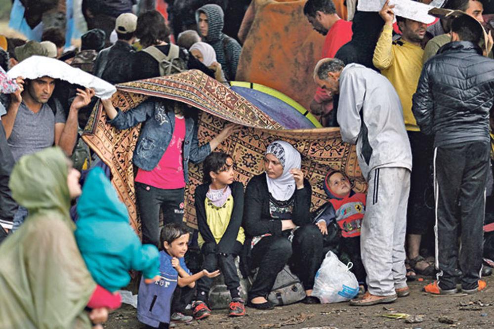 JADRANKA JOKSIMOVIĆ: Operativni plan za izbeglice biće gotov do kraja nedelje